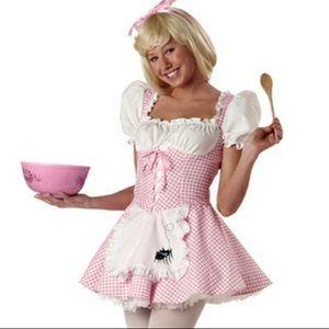 Miss Muffet Costume , Size Teen/Jr 3-5